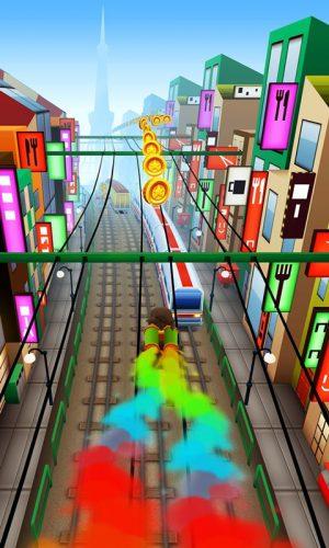 игра subway surfers tokyo
