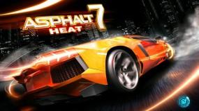 Гонки Asphalt 7 Heat