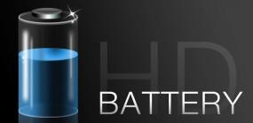 Battery HD на Андроид