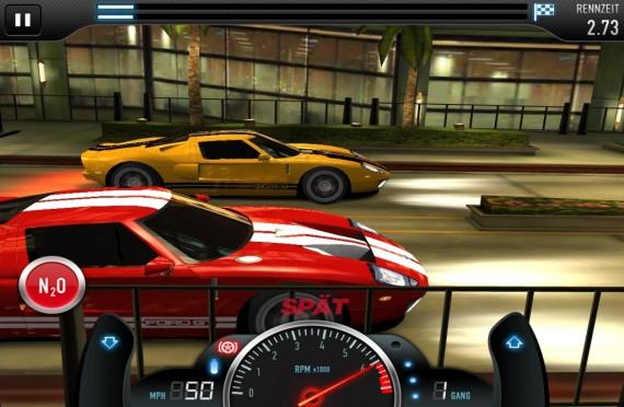 CSR Racing 2 (MOD, бесплатные ... - android-1.com