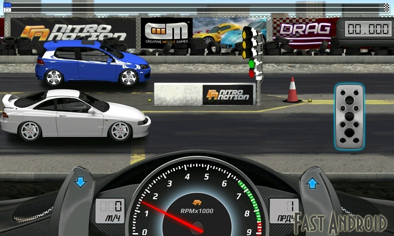 Drag Racing Bike Edition for Android - video dailymotion