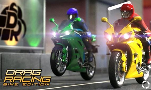 Гонки Drag Racing Bike Edition