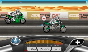 Drag Racing Bike Edition для Android