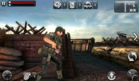 Игра FRONTLINE COMMANDO D DAY