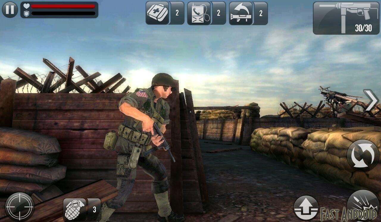 Commando Adventure Shooting – Приложения в Google Play