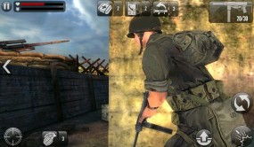FRONTLINE COMMANDO D DAY для Android
