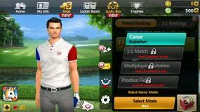 Сыграйте в гольф Golf Star