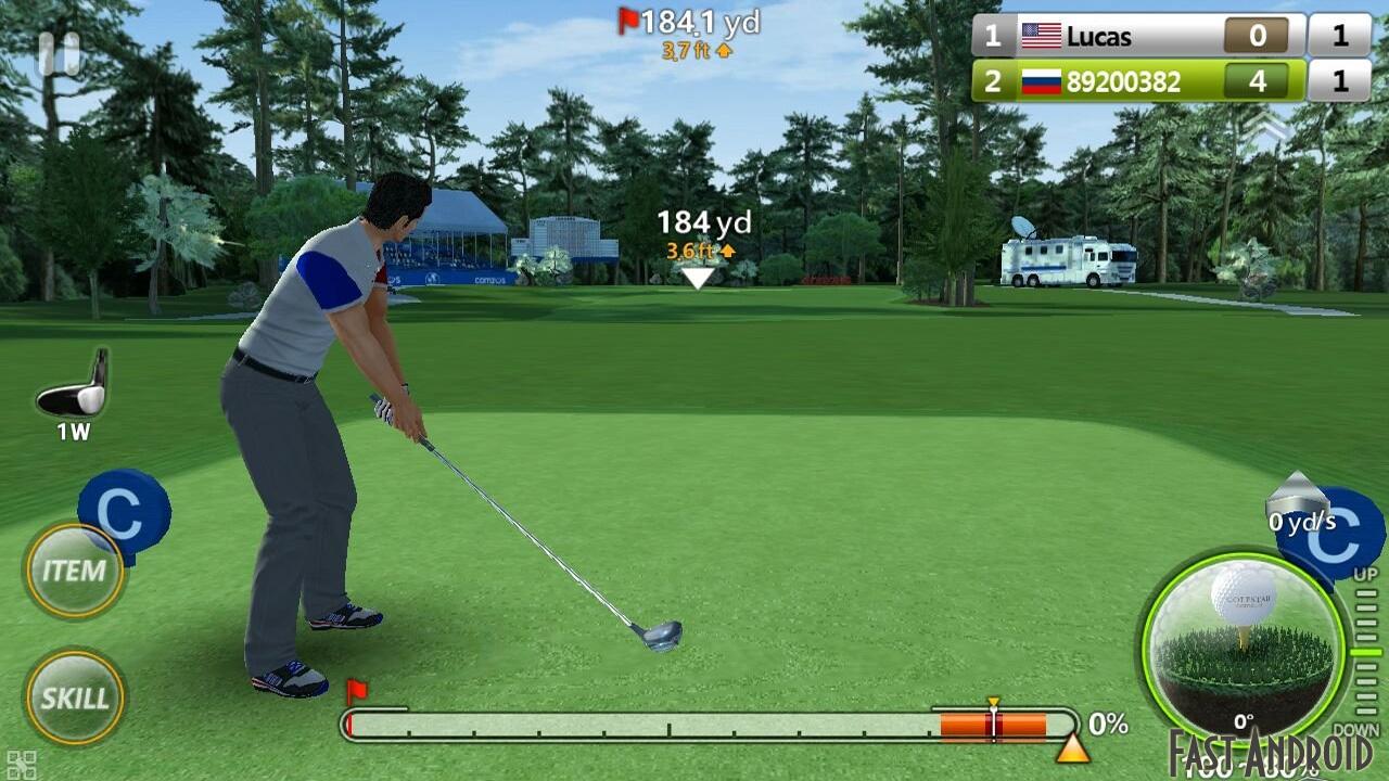 Скачать игру Mini Golf King - игра по сети на …