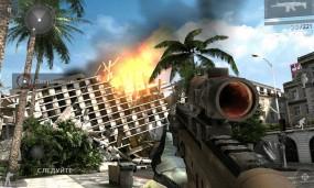 Реалистичная Modern Combat 3 Fallen Nation
