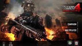 Популярная игра Modern Combat 4 Zero Hour
