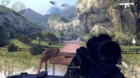Игровой хит Modern Combat 4 Zero Hour