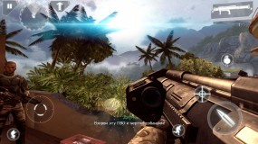 Реалистичная стрелялка Modern Combat 4 Zero Hour