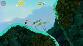 Rayman Jungle Run на Андроид