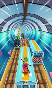 Метро Subway Surfers Miami
