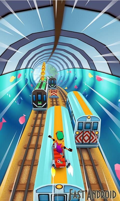 Subway Surfers Rio / Rome / Sydney / Tokyo / Miami