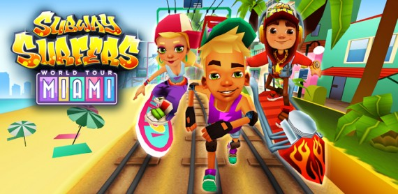 Картинка Subway Surfers Miami