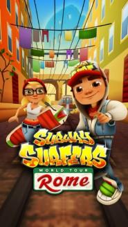 Популярный раннер Subway Surfers Rome