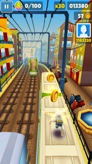 Subway Surfers Rome для Android