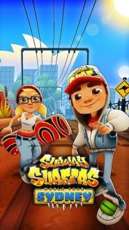Игра Subway Surfers Sydney