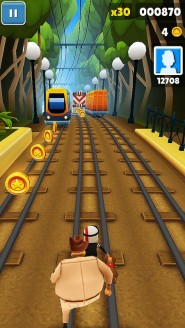 Subway Surfers Sydney для Android