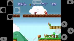 Марио в SuperGNES