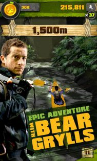 Интересный раннер Survival Run with Bear Grylls
