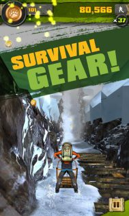 Survival Run with Bear Grylls по мотивам телешоу