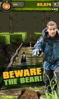 Survival Run with Bear Grylls для Android