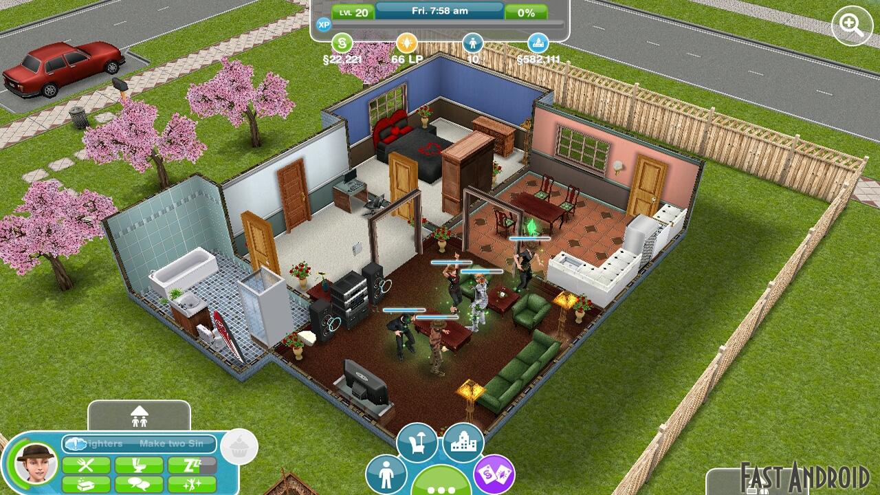 The Sims 3 на андроид скачать бесплатно apk с …