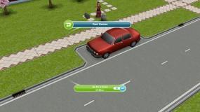 Машина The Sims