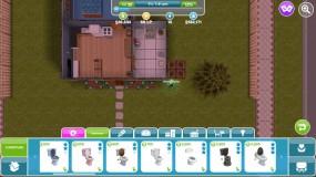 Покупка в The Sims