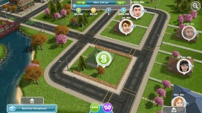 Городок The Sims
