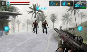 Аркада Zombie Frontier