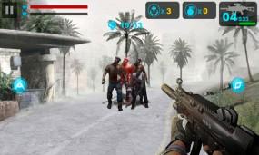 Игра Zombie Frontier