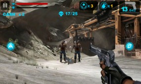 Zombie Frontier для Android