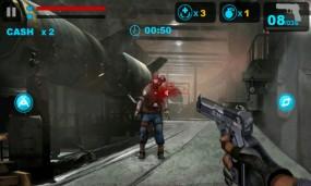Перестрелка с зомби Zombie Frontier