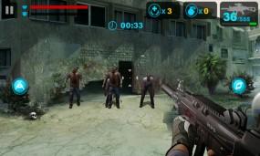 Zombie Frontier зомби наступают
