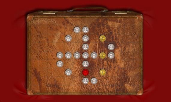 головоломка Монетки в игре Игры Разума