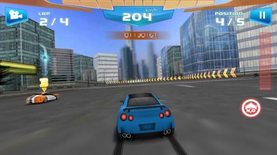 Гонки Fast Racing