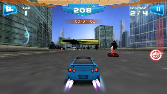 Fast Racing для Android