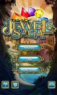 Игра Jewels Saga
