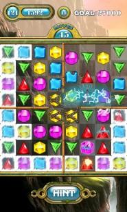 Головоломка Jewels Saga