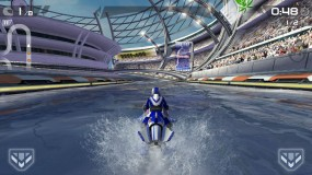 Riptide GP2 гонки на гидроциклах