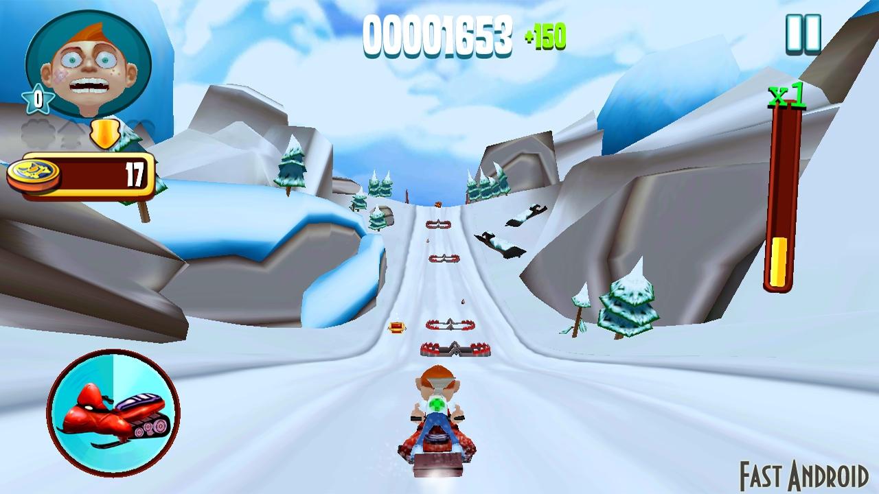 Running Fred – Беги Фрэд, беги! (apk) – Игры – …