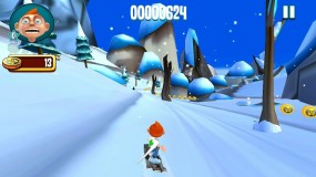 Skiing Fred для Android