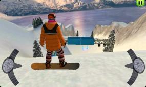 SummitX Snowboarding экстремальные спуски