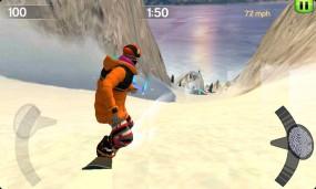 Игра SummitX Snowboarding