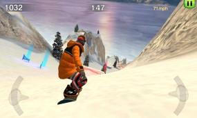 Склон SummitX Snowboarding