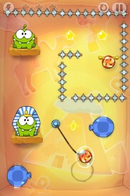 Аркада Cut the Rope Time Travel