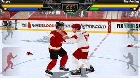 Игра Hockey Fight